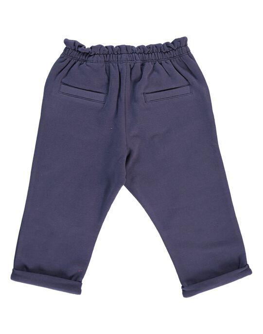 Navy Jogging pant CIJOJOB3 / 18SG09R1JGB705