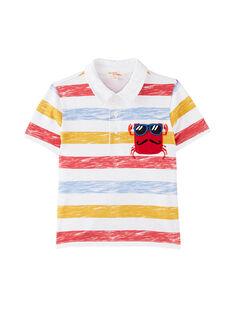 White Polo shirt JOCEAPOL / 20S902N1POL000