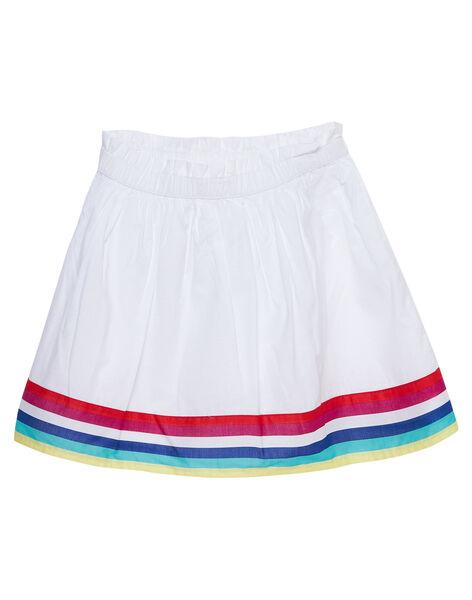 White Skirt JAMARJUP1 / 20S901P2JUP000