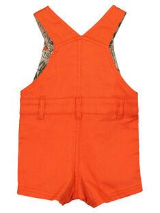Baby boys' short dungarees FUYESAC / 19SG10M1SAC400