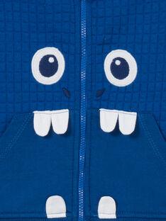 electric blue WAISTCOAT LUCANGIL / 21SG10M1GIL217