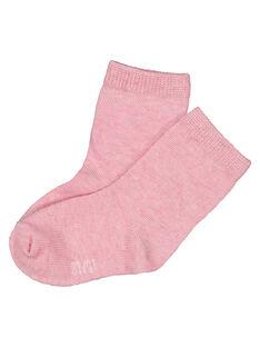 Pink Socks GYIJOCHO6 / 19WI0934SOQD301