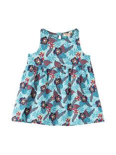 Blue Dress JIPLAROB3 / 20SG09X3ROBC215