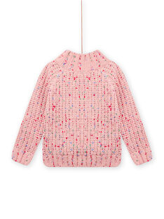 Old rose PULLOVER MASAUPULL / 21W901P1PUL303