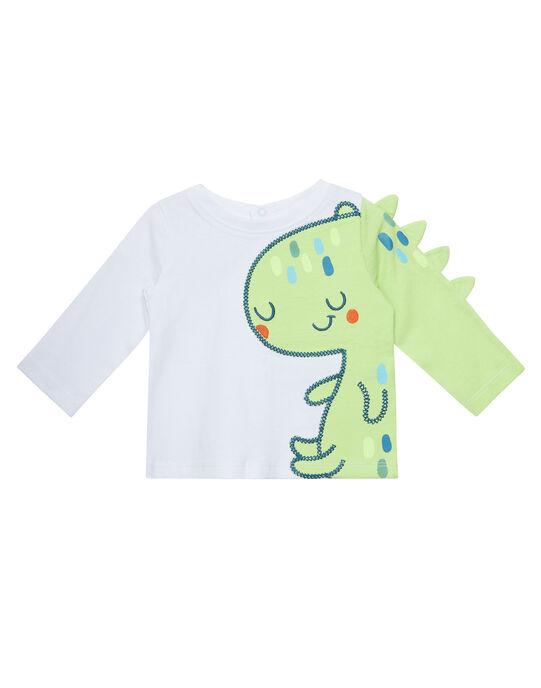 White T-shirt JUBOTEE / 20SG10H1TML000