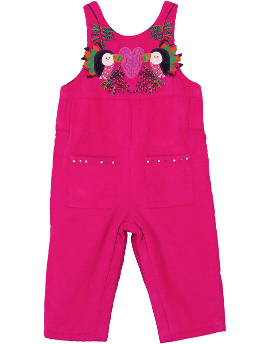 Pink Overalls GIVIOSAL / 19WG09R1SALD320