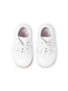 White BOOTIES LBGBOTIESSB / 21KK3831D0F000