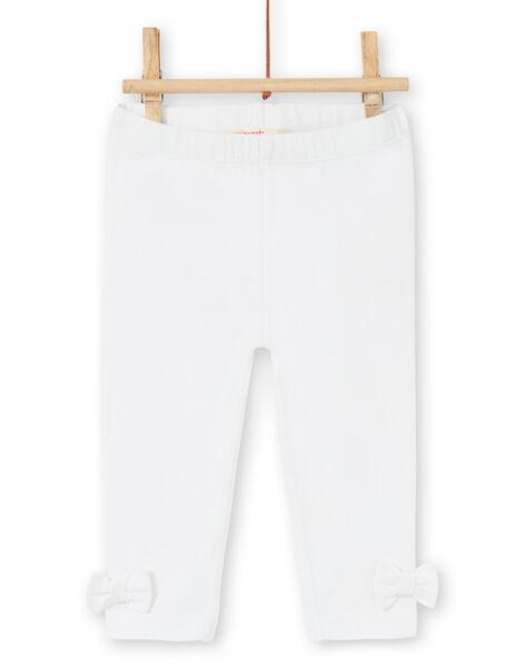 Girl's layette leggings LYIJOLEG1 / 21SI0942CALA001