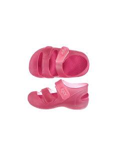 Baby girls' Igor jelly sandals FBFBAINIGO / 19SK37G2D34030