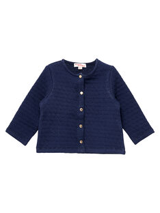 Navy Cardigan JIJOCAR3 / 20SG0953CAR070