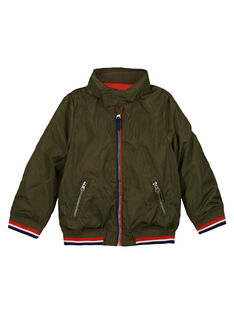Kaki Jacket GOGROBLOU2 / 19W90286BLO604