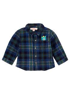 Blue Shirt GUTUCHEM / 19WG10Q1CHMC235