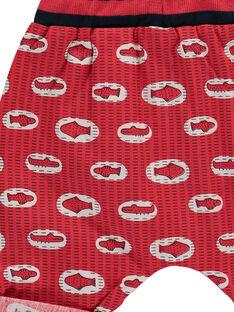 Baby boys' harem trousers FUTOPAN / 19SG10L1PAN099