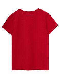 Red T-SHIRT JOESTI4 / 20S90264D31F505