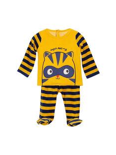 Baby boys' pyjamas FEGAPYJERO / 19SH1441PYJ113