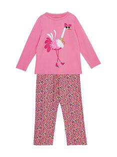 Rose Pajamas JEFAPYJAUT / 20SH1125PYJ030