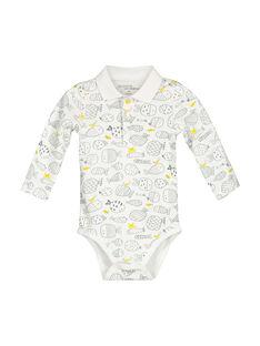 Unisex newborn bodysuit FOU1BOD9 / 19SF051FBOD099
