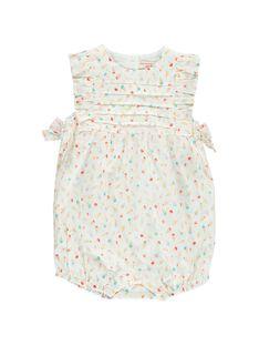 Baby girls' romper CIBUBAR / 18SG09K1BAR099