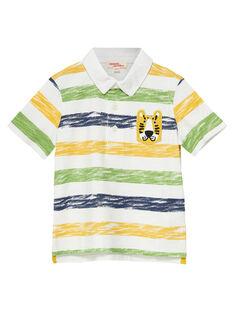 Off white Polo shirt JOTROPOL / 20S902F1POL001