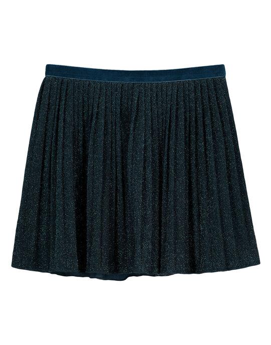 Navy Skirt GATUJUP1 / 19W901Q1JUP714