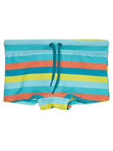 Dark Turquoise Swimsuit JYOMERSHORAY / 20SI02K4MAIC217