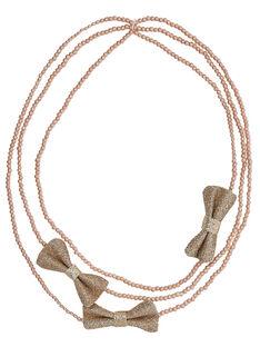 Light gold Necklace JYASOCOU / 20SI0181CLIK008