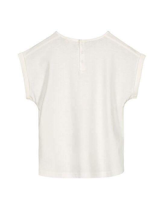 Off white T-shirt GABLETI2 / 19W90192TMC001