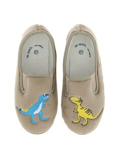 Boys' slip-on slippers DGSGDINO / 18WK36W5D0B803