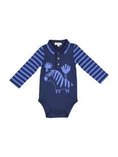 Baby boys' long-sleeved bodysuit FUBABOD / 19SG1061BOD717