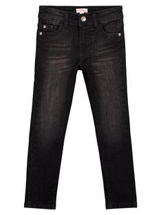 Black denim Jeans GOESJESLI2 / 19W902U2D29K003