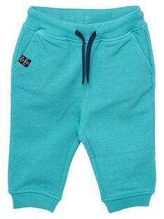 Turquoise pants JUJOPAN2 / 20SG1041PAN202