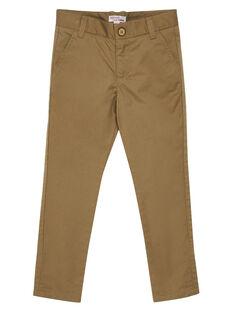 Brown pants JOJAPANT2 / 20S902B2PANI819