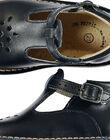 Navy Salome shoes FBGSALBASI2 / 19SK3884D13070