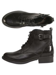 Black Boots GFBOOTISSA / 19WK35I9D0D090