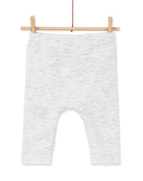 White PANTS KUREPAN1 / 20WG10G2PAN000