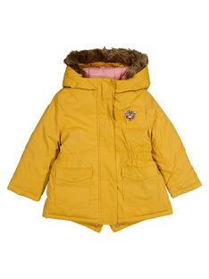 Yellow coat GAJAUPAR / 19W901G4PARB107
