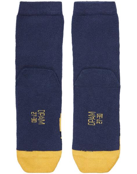 Navy Socks JYOTROCHO2 / 20SI02F2SOQC205