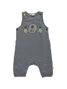 Unisex babies' padded dungarees DOU2SAL / 18WF05M1SAL099