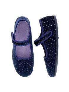 Girls' ballet pump slippers CFBALPOIS / 18SK35X2D07070