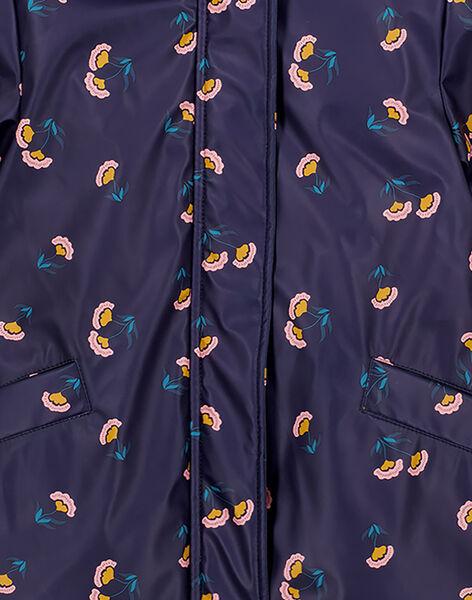 Navy Rain coat GAJAUIMPER / 19W90181IMP070