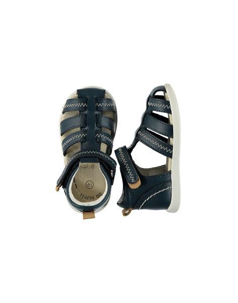 Navy Sandal FBGSANDFLEX / 19SK38C1D0E070