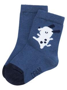 Navy Socks JYUJOCHO2 / 20SI1054SOQ713