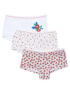 White Shorts JEFAHOTLIB / 20SH1133SHY000