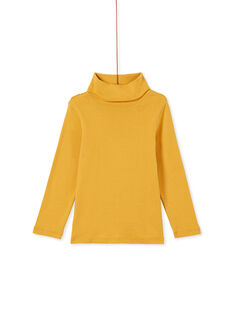Yellow UNDER-SWEATER KOJOSOUP1 / 20W90244D3BB105