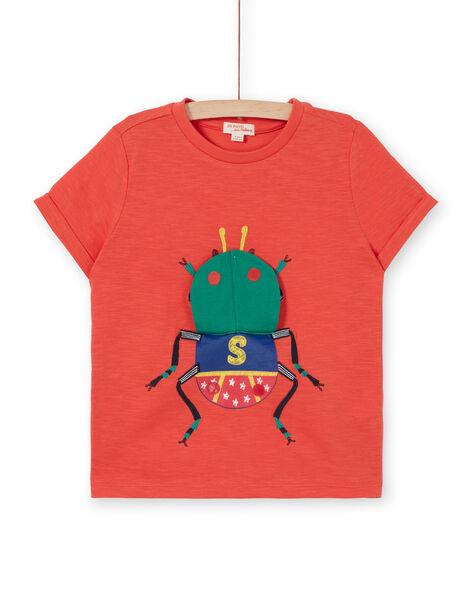 Short sleeve T-shirt LOROUTI / 21S902K1TMCE414