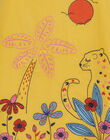 Yellow Dress JATROROB3 / 20S901F3ROBB102