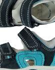 Baby boys' smart leather sandals. FBGSANDMA / 19SK38K4D0E070