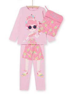 Pink PAJAMAS LEFAPYJICE / 21SH11S3PYGD303