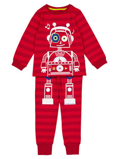 Red Pajamas GEGOPYJROBO / 19WH1254PYJF508