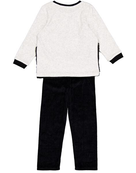 Grey Pajamas GEGOPYJHAL / 19WH12NCPYJJ920